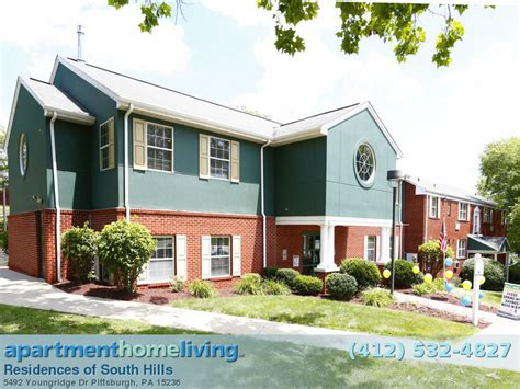 appartments in pittsburgh residences of south hills apartments pittsburgh