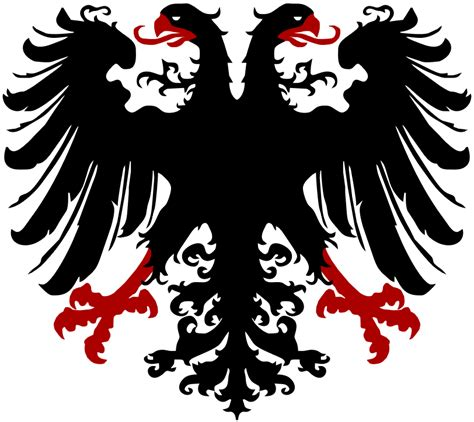 eagle of the holy roman empire by rarayn on deviantart
