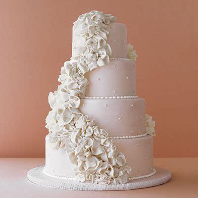 Mutiara Pita Penuh inspirasi kue pengantin cantik untuk anda