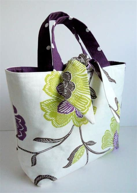 sewing pattern reversible tote bag tote bag pattern one piece tote bag pattern