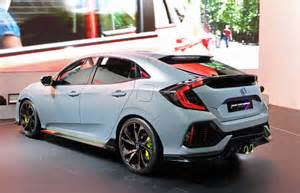 Honda Hatchback Cars Honda Civic Hatchback Prototype Car24news