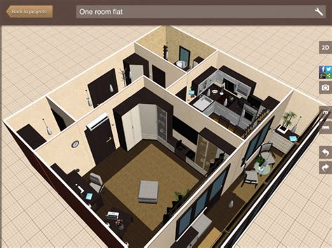 home design 5d 無料 簡単に家の間取りがデザインできる 3dで部屋の中も動き回れる イエコトバ