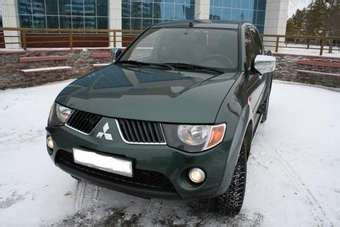 mitsubishi l200 engine problems 2007 mitsubishi l200 for sale for sale