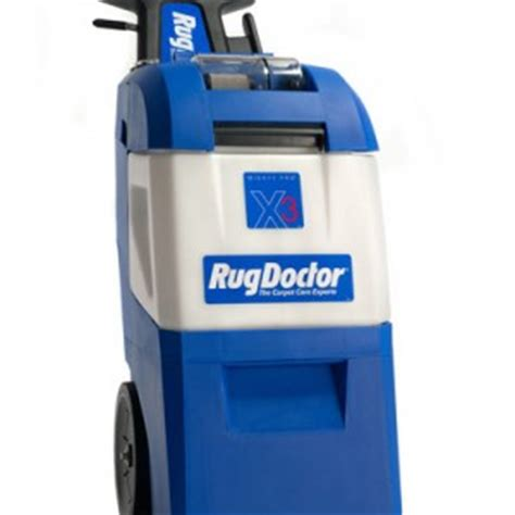 Rug Doctor Time by Rug Doctor Mighty Pro X3 American Vacuum Company