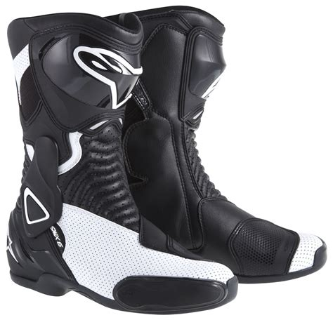 womens motorcycle race boots alpinestars stella smx 6 vented boots revzilla