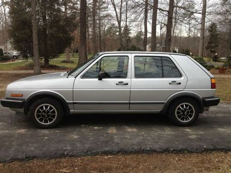 download car manuals 1986 volkswagen golf on board diagnostic system find used 1986 volkswagen golf diesel 5 speed in chesterfield virginia united states