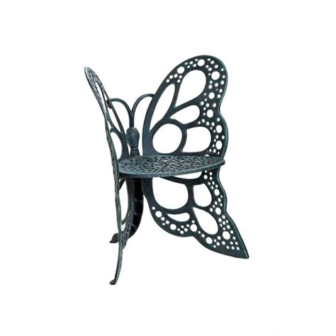 flowerhouse antique butterfly patio chair fhbc205a the