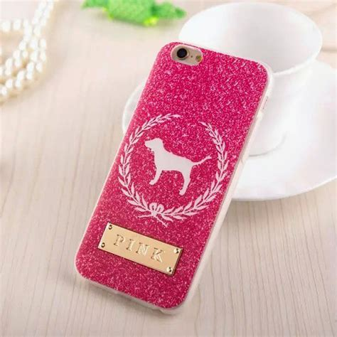 Iphone 6 Plus Soft Pink Pattern With Iring Luxury apple iphone 6 6s plus s secret vs pink pattern