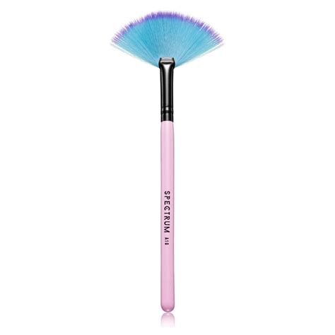 what is a fan brush for spectrum collections a10 small fan brush free shipping