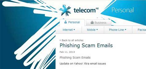 yahoo email login nz yahoo xtra customer emails hacked