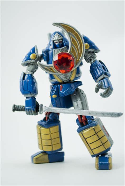 Lego Transform Warrior Thunder power rangers custom minizord by