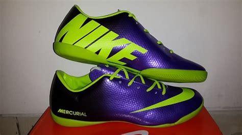 Sepatu Futsal Nike Mercurial Vapor 9 Sunset Anak Futsal Bola Sport cari sepatu futsal nike mercurial vapor 9 ix yellow citrus