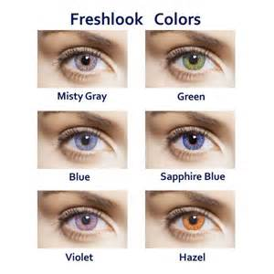 Fresh Colors by Freshlook Colors Misty Grey Images