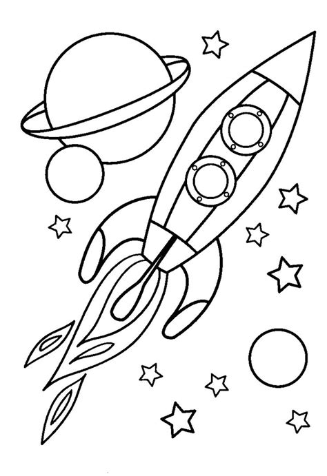 preschool coloring pages outer space 100 ideas to try about ruimte kleurplaten coloring