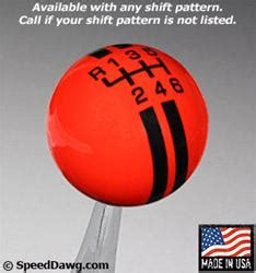 Lime Green Shift Knob by Shift Boot Store Redlinegoods Leather Shift Boots
