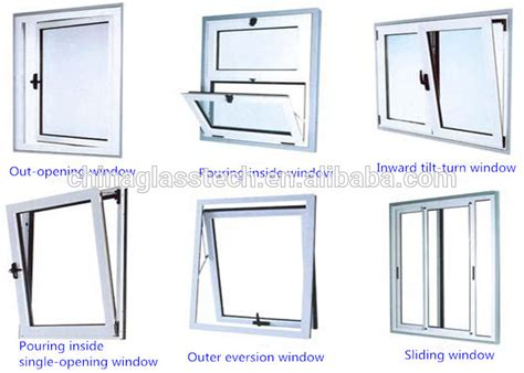 bathroom window size ce approved 60 65 70 80 series heat resistant tempered