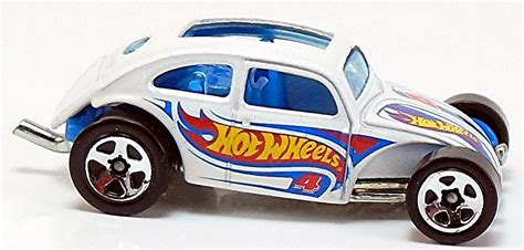 Hotwheels Wheels Volkswagen Beetle Blue 2 custom volkswagen beetle 67mm 2007 wheels newsletter