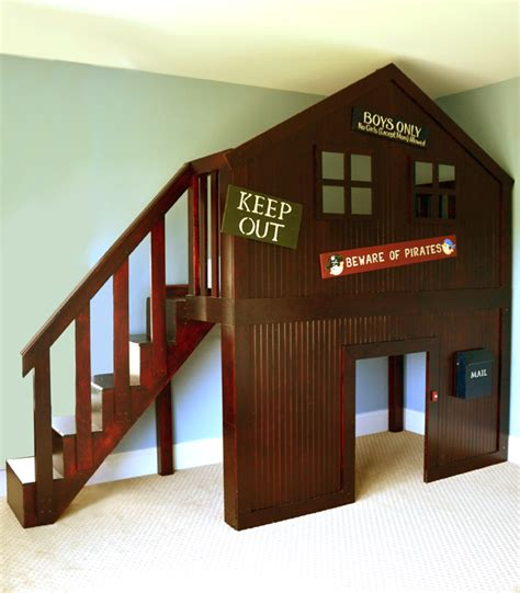 diy kids beds remodelaholic 15 amazing diy loft beds for kids