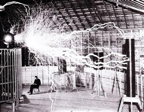 Tesla Experiments For Mythology And Nikola Tesla Rebekah Higgitt