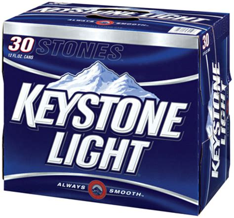 Keystone Light by Keystone Light 30 Pack Cassidy S Brew Zoo