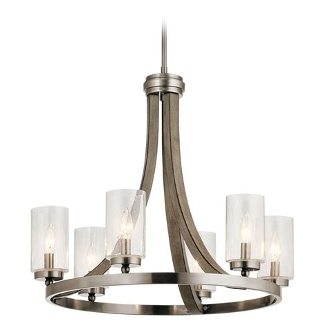 Kichler Lighting Grand Bank Distressed Antique Gray Kichler Light