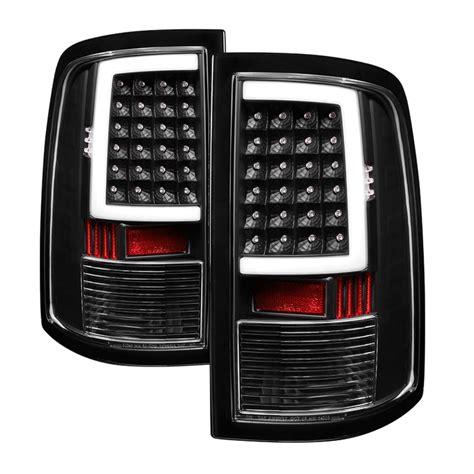 2004 dodge ram led lights 09 17 dodge ram c shaped led bar lights black