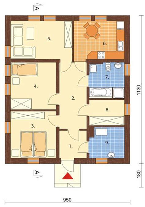 cuanto sale 80metros cuadrados de contrucion casa plano de casa de 110 metros cuadrados