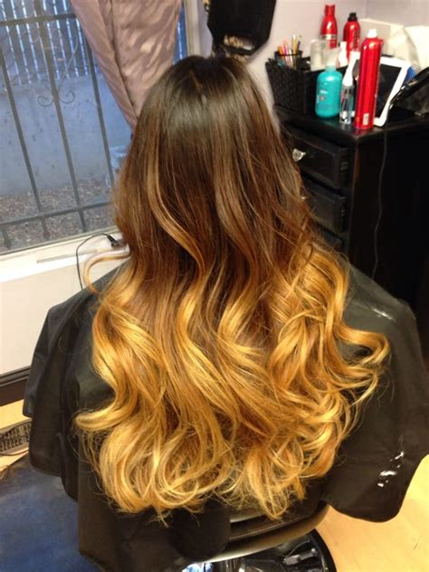 retouch dark roots not red how to retouch ombre hair hairstyle gallery
