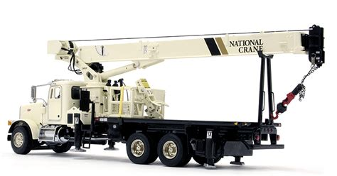 Diecast Truck Crane twh 1 50 national crane 1300h with peterbilt 357 chassis