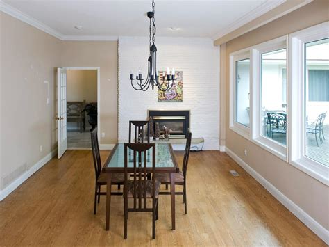 dining room makeover turn an empty space into a divine dining room hgtv