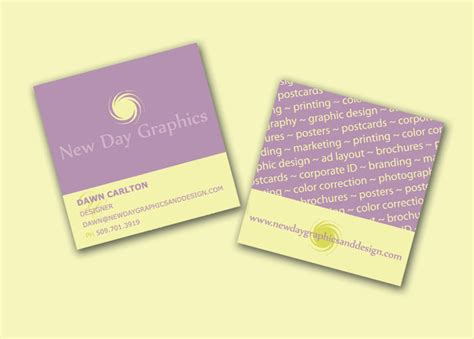 business cards spokane new day graphics we re here to help you plant your