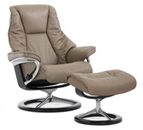 Recliner Stressless by Ekornes Stressless Live Recliner Chair Lounger And Ottoman
