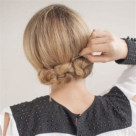 do it yourself hair stylesfor shoulder length hair 60 easy updos for medium length hair