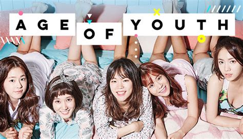 dramafire age of youth review korean s drama age of youth moeslema