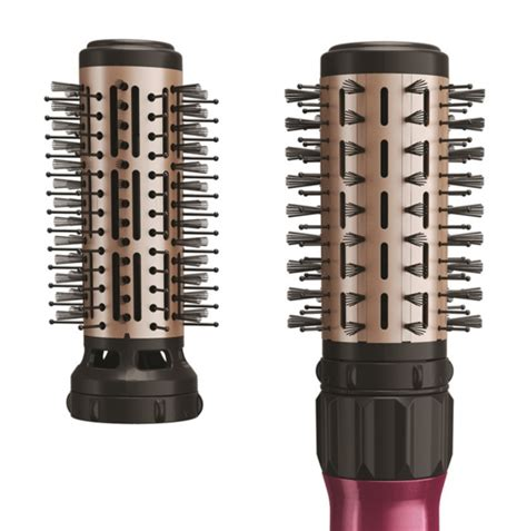 Infusion Hair Styler Brush by Style Your Hair Quicker And Easier With The Remington