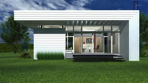 nano house nano house world s smallest sustainable house goes up for