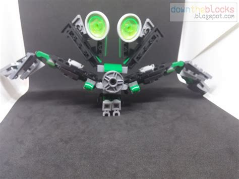 Vulture Xinh downtheblocks xinh 676 vulture minifig with moc wings from spider homecoming review