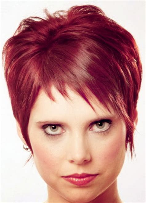 red short hairstyle for women over 50 short red hairstyles for women