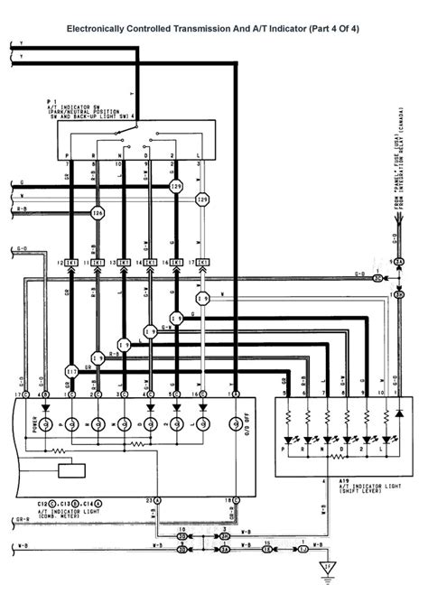 lexus ls400 transmission wiring diagram wiring diagrams