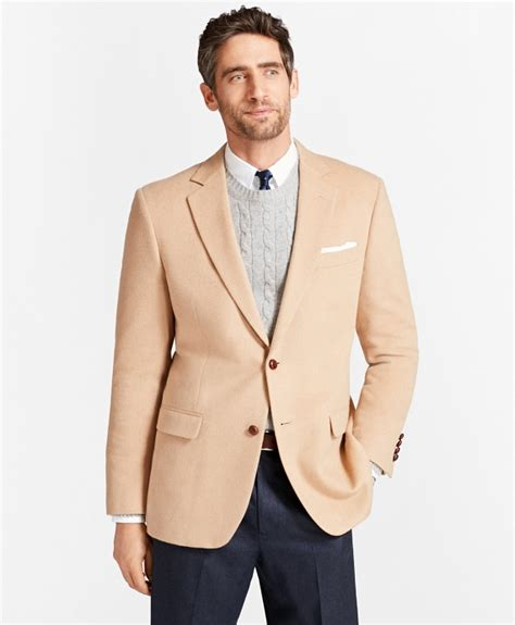 Camel Sport fit camel hair sport coat brothers