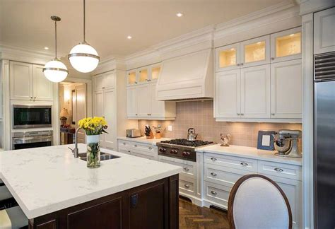 best kitchen countertops for the money carrara grigio quartz bring the look of marble with the