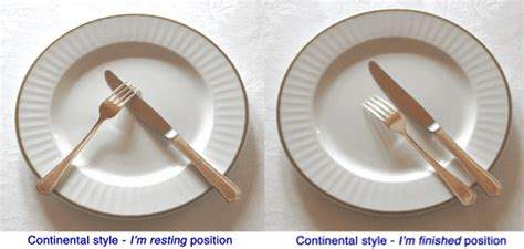 what s with the way we use forks and knives at the table table etiquette two different styles of eating huffpost