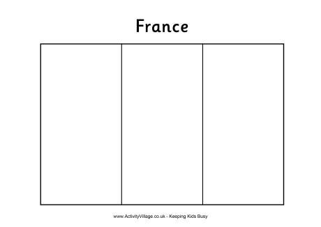 french free colouring pages