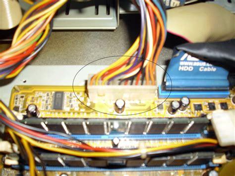 alimentazione scheda madre guida per montare un computer desktop indice