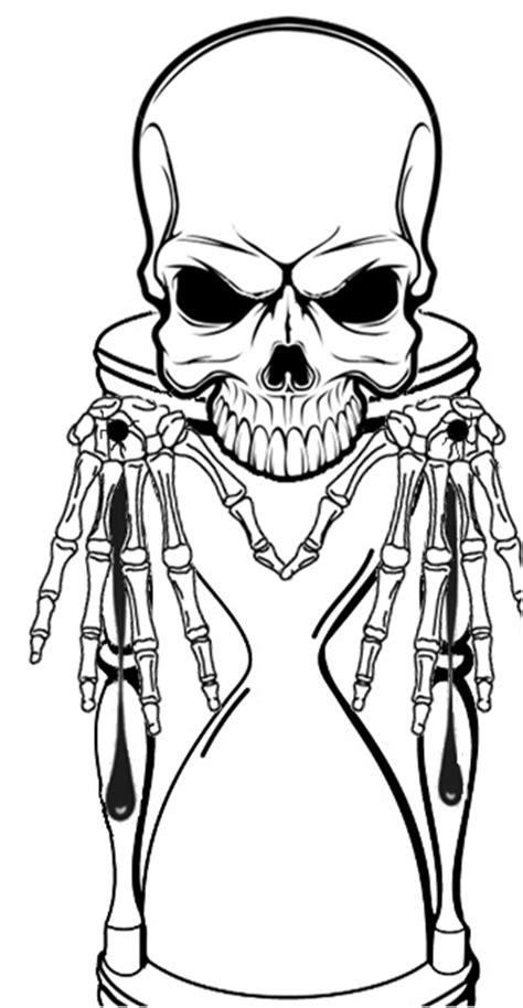 a few new skulls by theskullguy on deviantart skull hourglass by hagane7 on deviantart