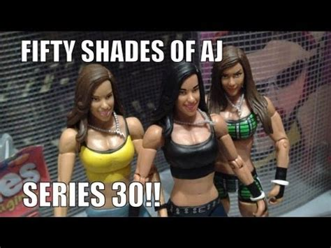 Aj Figure Mattel Series 30 Mainan insider aj superstars series 30 s