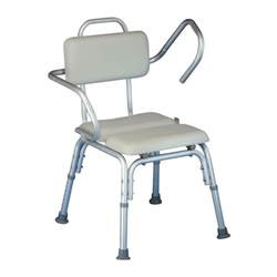 lightweight padded shower chair low prices