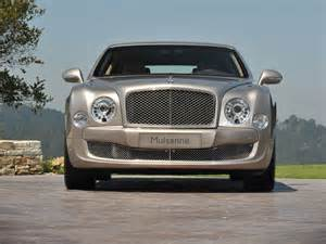 Bentley 16 And Bentley Mulsanne Worldwide 2010 16