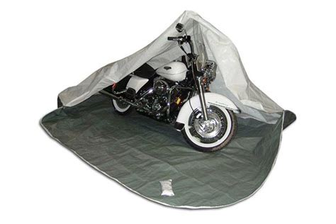 Abdeckhaube Motorrad by Motorcycle Covers Rhino Shelter Motorcycle Storage Bag