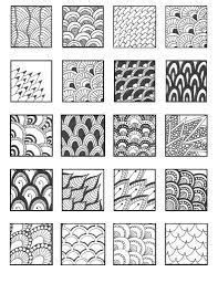 zentangle pattern cogwheel doodle patterns zentangle patterns and how to draw on